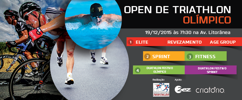 OPEN DE TRIATHLON OLÍMPICO