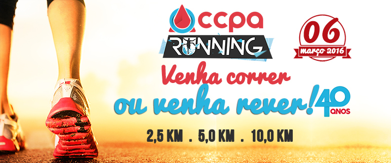 CCPA RUNNING