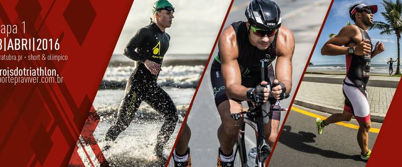 Heróis do Triathlon 2016 - Etapa 1