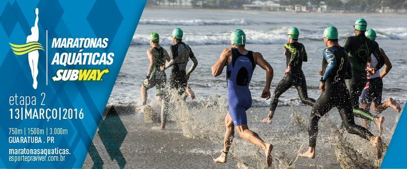 Maratonas Aquáticas - Etapa Guaratuba