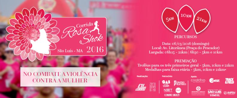 CORRIDA ROSA SHOK 2016