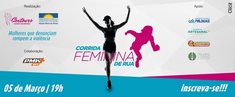 iii Corrida Feminina de Rua de Palmas 2016