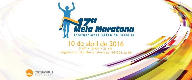 17ª Meia Maratona Caixa Internacional de Brasília