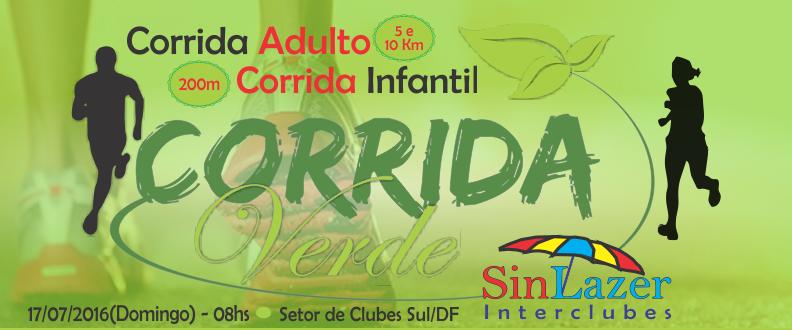3a CORRIDA VERDE - SINLAZER