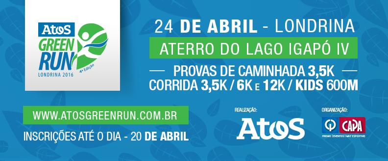 Atos Green Run 4