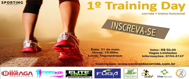 1º Training Day