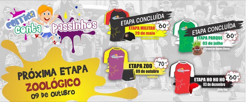 CORRIDA CONTA PASSINHOS - ETAPA ZOO