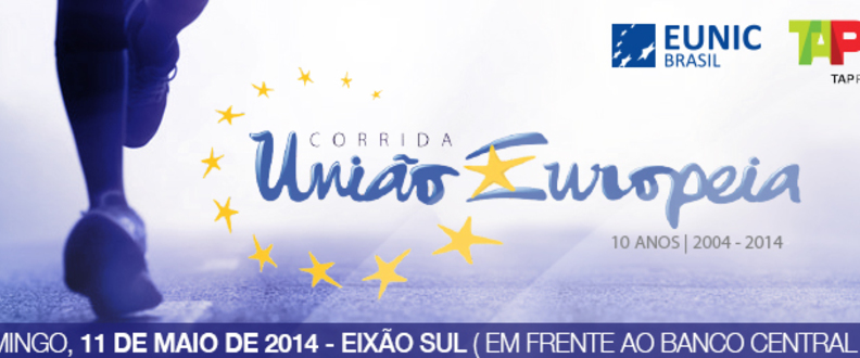 Corrida União Europeia - 10 anos