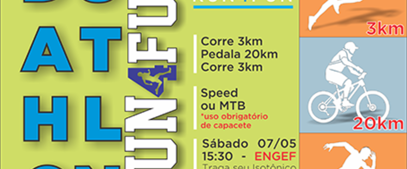 DUATHLON - RUN4FUN