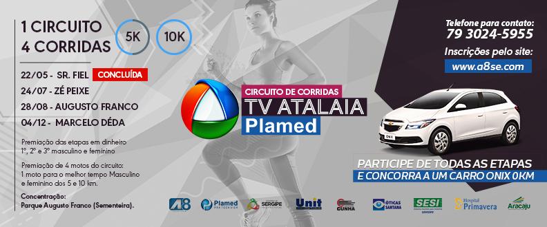 CIRCUITO DE CORRIDAS TV ATALAIA PLAMED