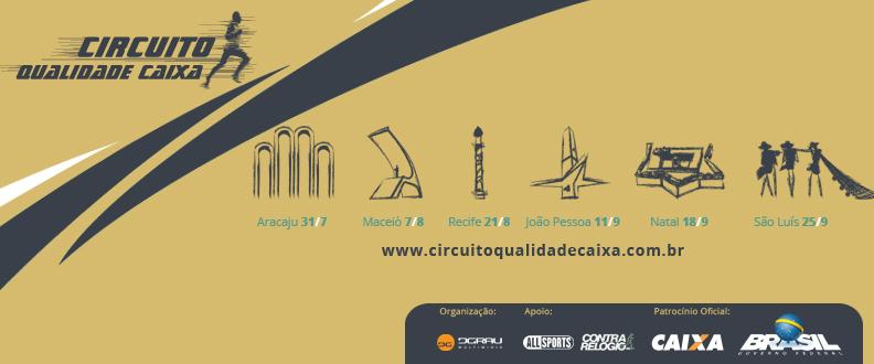 Circuito Qualidade Caixa – Etapa Aracaju 2016