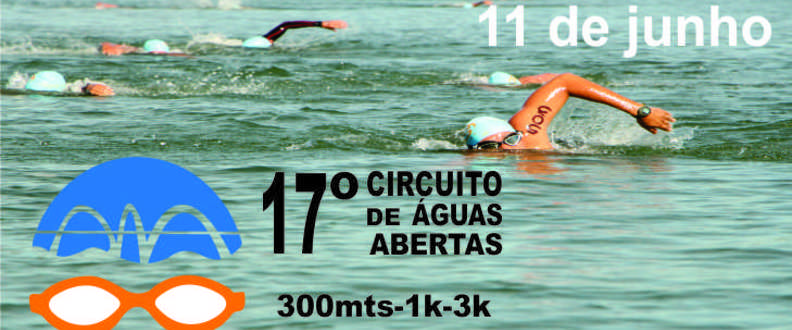 17º Circuito de Águas Abertas