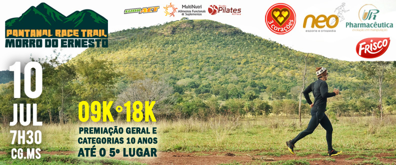Pantanal Race Trail - Morro do Ernesto