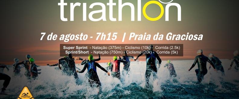Copa Centro Oeste de Triathlon - Etapa Tocantins