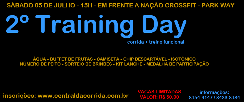 2º Training Day
