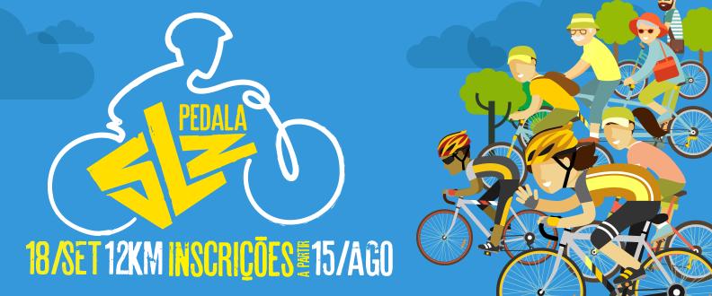 PEDALA SÃO LUIS 2016 - Passeio Ciclístico