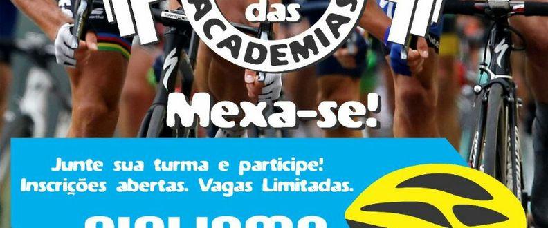 Desafio das Academias Ciclismo